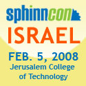 SphinnCon Israel