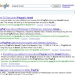 Thanks to our blog, we are now considered PayPal Israel experts