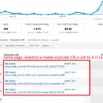 Who Keeps Adding _kk & _kt To My AdWords Destination URLs? Salesforce Was It You?