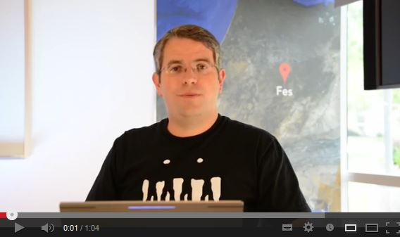 Google's Matt Cutts didn't really say that we don't have to worry about duplicate content
