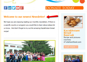 10 ways to get more people to read your non-profit emails
