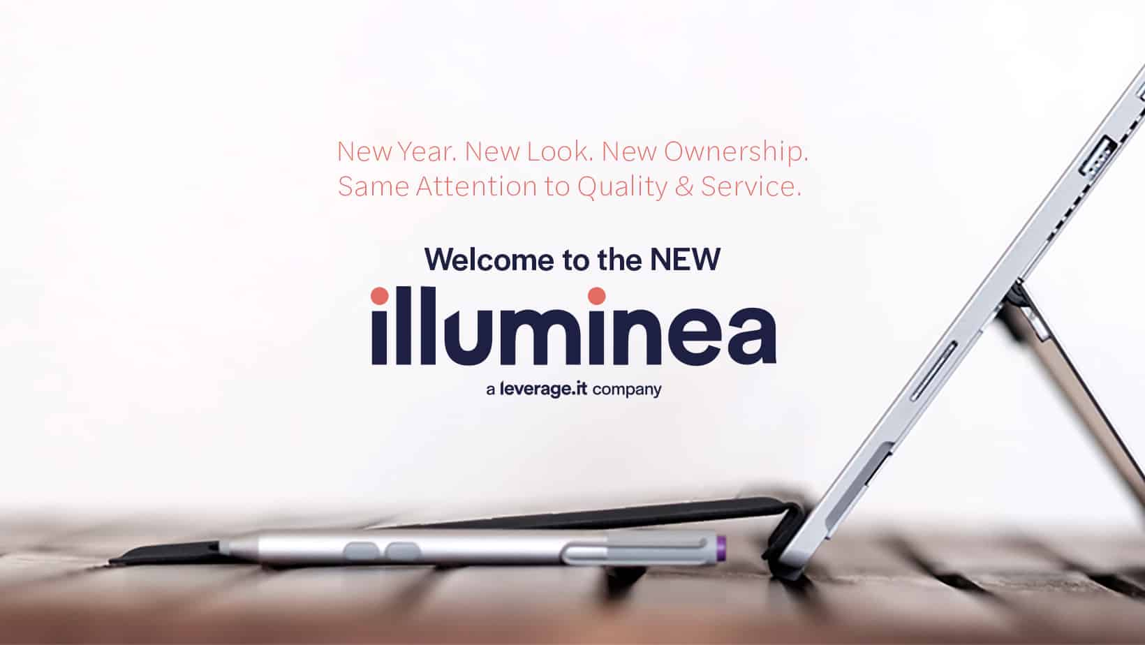 illuminea is acquired by LeverageIT